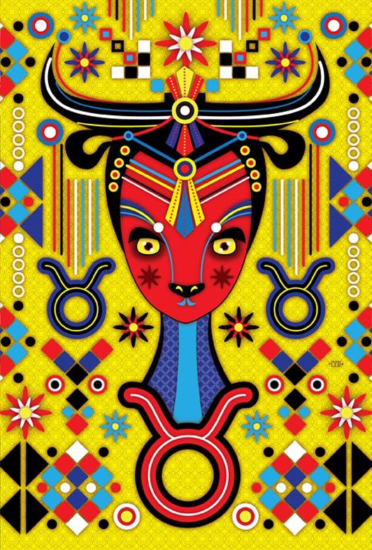 Signe astrologique : Taureau